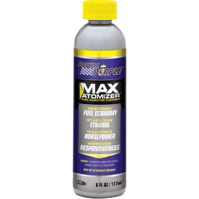 Max Atomizer™ Fuel Injector Cleaner