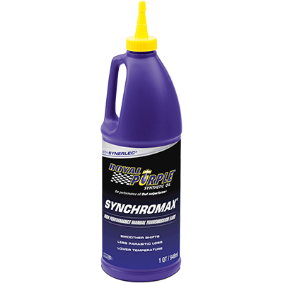 Synchromax – Manual Transmission Fluid