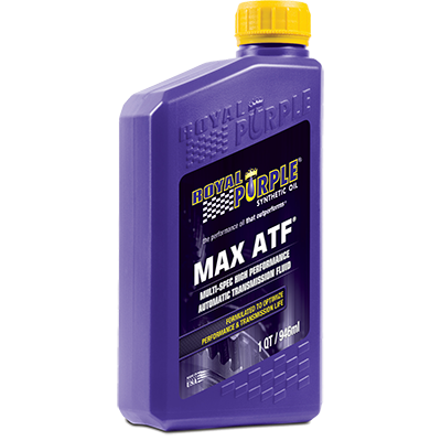 MAX ATF ® – Synthetic Automatic Transmission Fluid