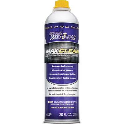 Max-Clean Fuel System Cleaner & Stabilizer